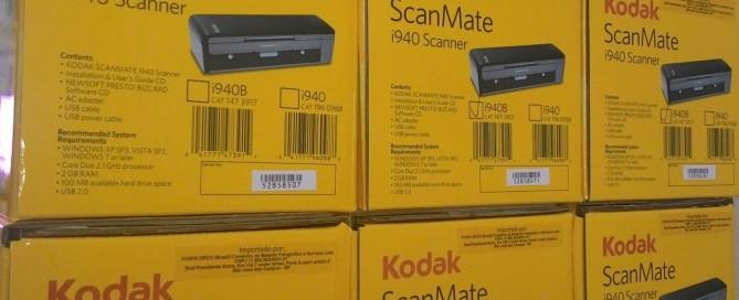 Scanner i940